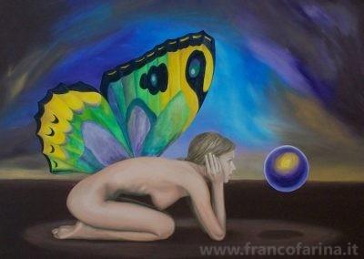 La Farfalla dalle ali dipinte