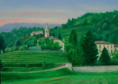 Olgiate Molgora. La chiesetta di Mondonico I.