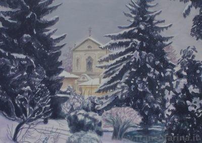 Olgiate Molgora chiesa di San Zeno