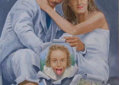 Ritratto di famiglia D.T.