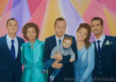 Ritratto di famiglia A.