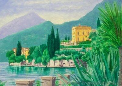 Varenna, Villa Cipressi