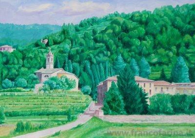 Olgiate Molgora chiesetta di Mondonico
