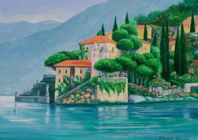 Villa Balbianello sul lago di Como